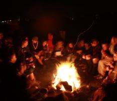 Lejrbål